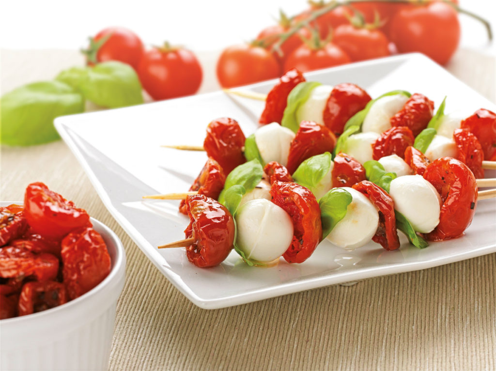 "Sticks ""alla caprese"""