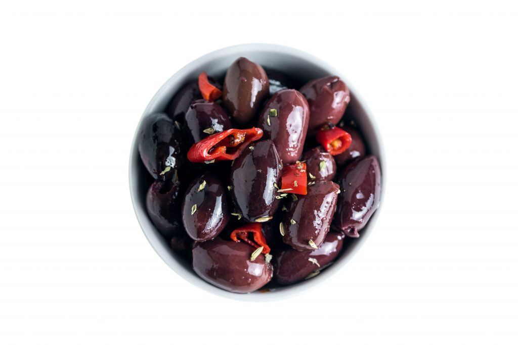 Pitted Riviera Olives