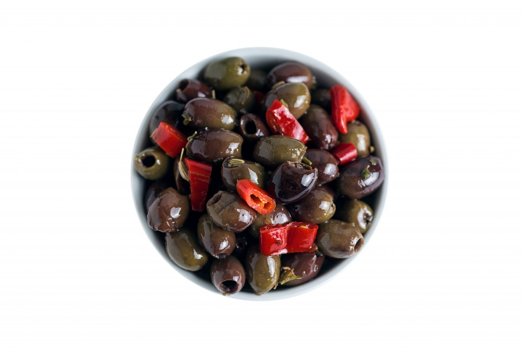 Leccino Pitted Olives