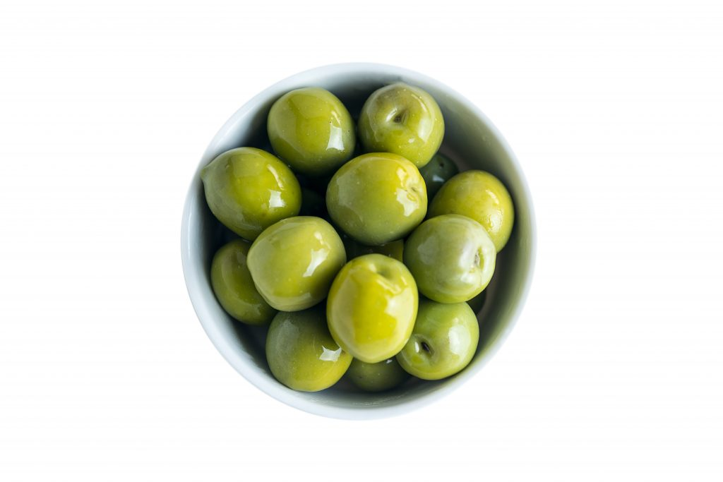 Whole Castelvetrano Olives in Brine