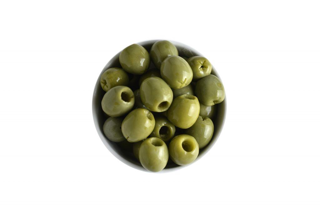 Castelvetrano Pitted Olives in Brine